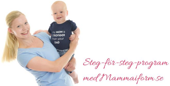 Mammaträning Steg för steg med Mammaiform
