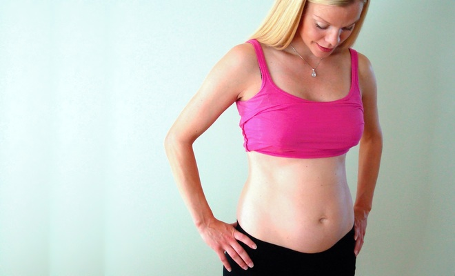Magen kan bli platt igen även om det kanske känns hopplöst stundvis.