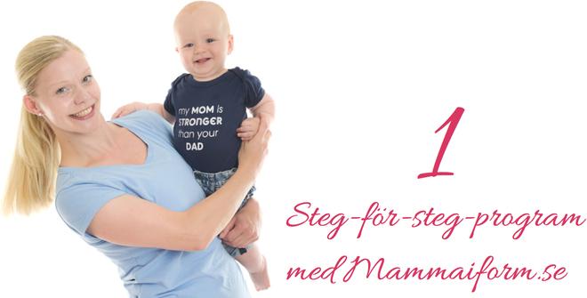 mammaträning träningsprogram