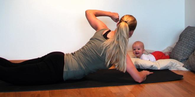 Mammaiformtraeningsprogram oeverkropp