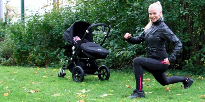 Mammaiformtraeningsprogram utfallssteg