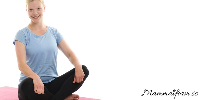 träningsprogram efter graviditet
