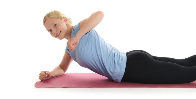 snabbt träningsprogram för mammor
