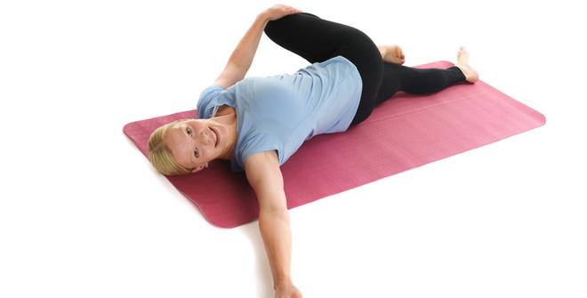 höftparti och core träning
