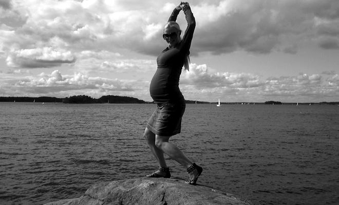 Träning vid graviditet