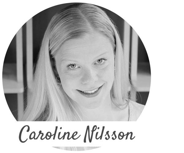 Caroline Nilsson är grundare av mammaträningssajten Mammaiform.se